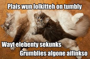 Perskripshun for grumbly tumblys