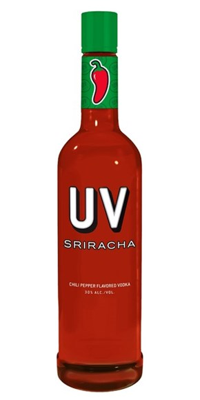 Drinkable. Alcoholic. Siracha.