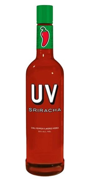 Drinkable. Alcoholic. Siracha.