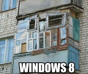 Windows 8 in Real Life