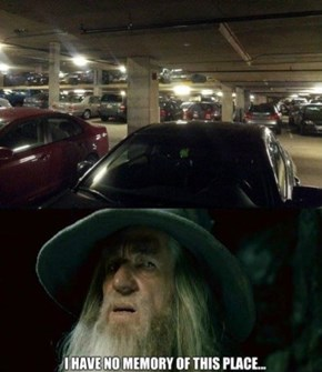You Shall No Find Your Car