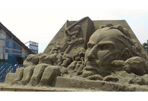 Attack on Sand Castles