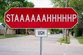 The Stop Sign of The Internet