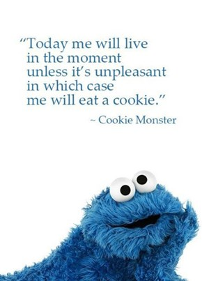 Sometimes You Just Gotta Eat a Cookie
