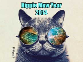 Hippie Mew Year2014