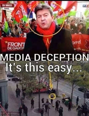 Deception in Media is So Easy