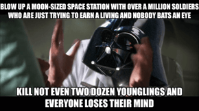 Not the Younglings!