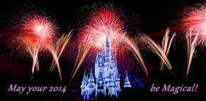 May your 2014                                 be Magical!