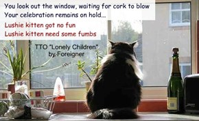 """Lushie Kitten"" (TTO ""Lonely Children"" by Foreigner)"