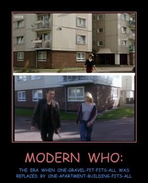MODERN  WHO: