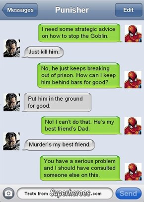 Punisher Doesn't Understand Moral Ambiguity