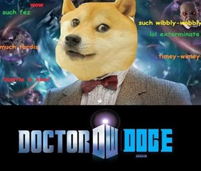 Would You Watch Dogter Who?