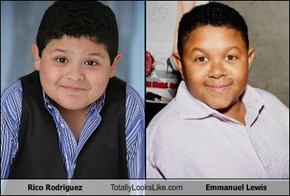 Rico Rodriguez Totally Looks Like Emmanuel Lewis