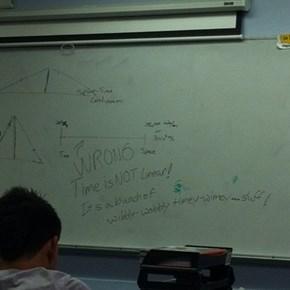 Physics physics physics!