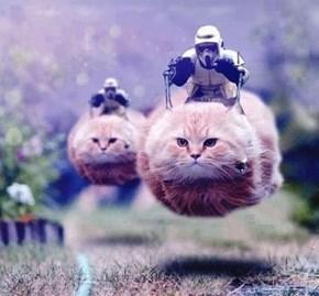 If Miyazaki Made Star Wars