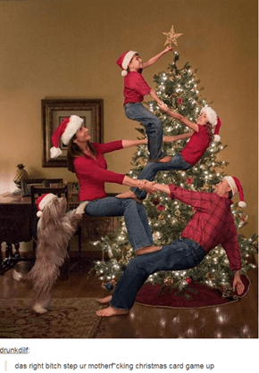 This Family Just Changed the Christmas Game
