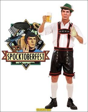 Spock-Tober-Fest