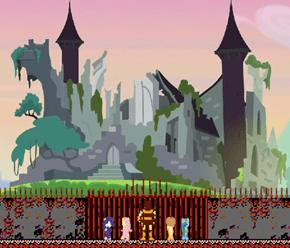 Castle-Mania: Friendship Is Magic