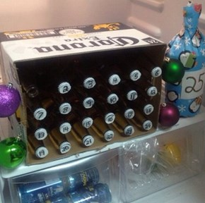 Now That's an Advent Calendar