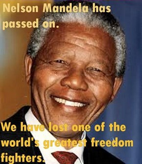 Hearts mourn across the world at losing him, but thank him for bringing us his vision
