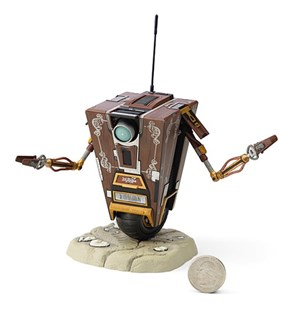 Your Life Isn't Complete Without Your Own Little Claptrap