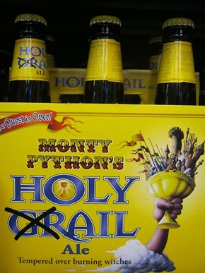 The Holy Grail of Beer