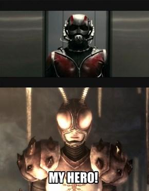 Ant Man x AntAgonizer