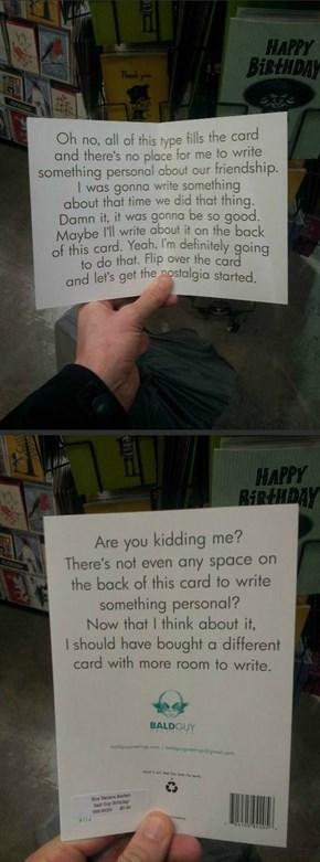 A Truly Heartfelt Card