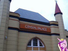 The IRL Crystal Palace...