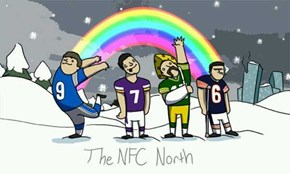 The NFC North's QBs as of Right Now