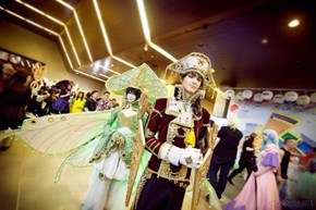 Even If You Don't Like Trinity Blood, You Have to Admit This is Impressive Cosplay