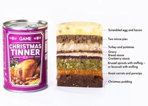 The Christmas Dinner That Nobody Ever Asked for