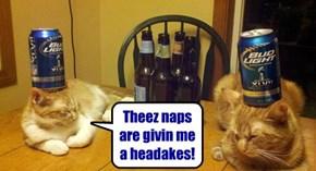 Must ob slept rong!