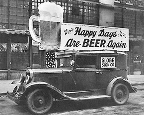 Celebrate the End of Prohibition, It's Been 80 Years This Month