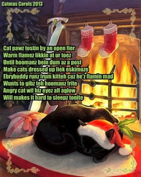 Teh Catmas Song
