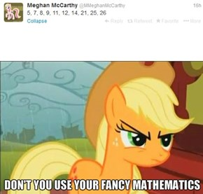 Silly Applejack