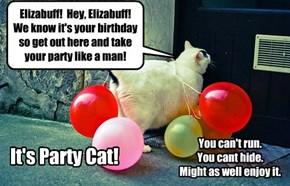 Happee Burpstay Elizabuff!