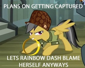 Scumbag Daring Do