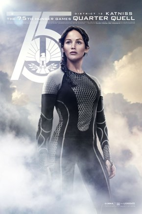SPOILERS: 75th Hunger Games Tribute Posters