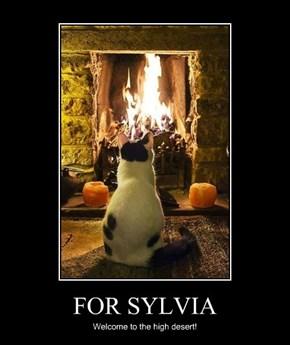 FOR SYLVIA