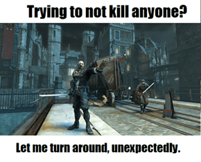 Dishonored in a Nutshell