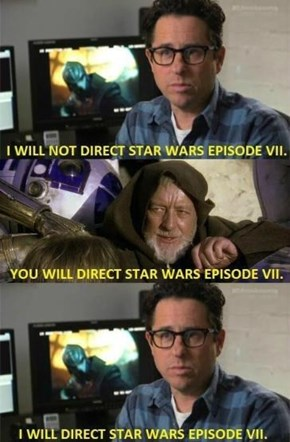 "An Inside Look at Why J.J. Abrams is Directing ""Star Wars"""