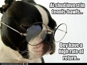 It bee a Bulldog Market...