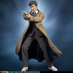 Doctor Who Tenth Doctor Limited Edition Figure
