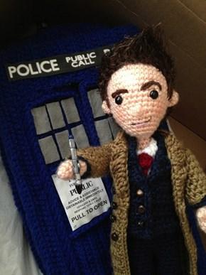 Doctor Plushie