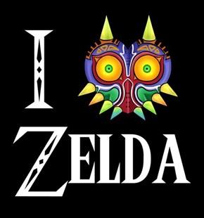 I <3 Zelda