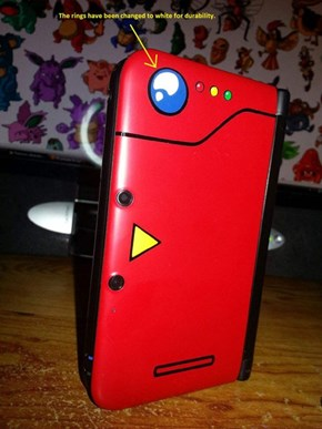 This is the Coolest 3DS You'll See