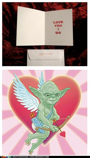 StarWars Valentine's Card...