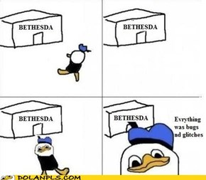 Bethesda Softworks y u do dis?