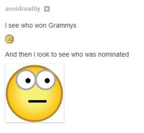 How Did YOU Feel About the Grammy Winners Tonight?